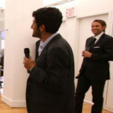 Taboola Talks With Huffington Post CEO Jimmy Maymann And WIRED Spencer Reiss [VIDEO, GALLERY]
