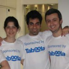 Happy Purim from Taboola!