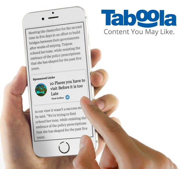Taboola Native: Premium Real Estate on World's Largest Discovery Platform