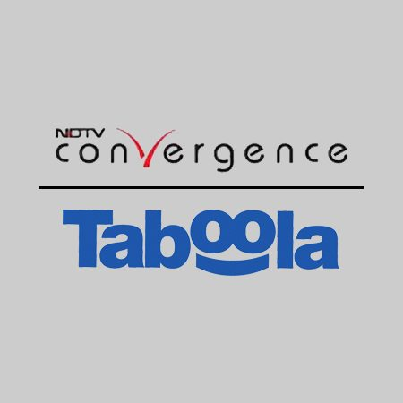 Taboola and NDTV Sign Largest Deal Ever in Indian Digital Media Market
