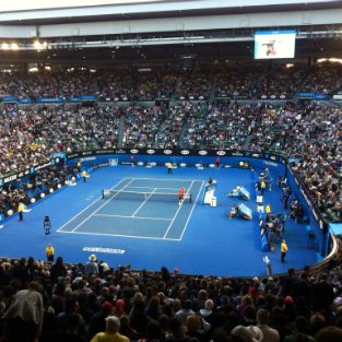 2017 Australian Open: Fans Read more about Federer than Nadal