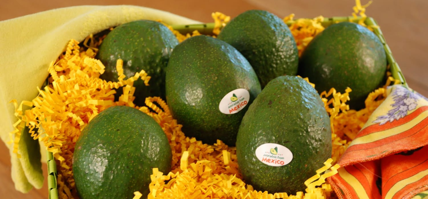 Brand awareness campaign idea for Avocados from Mexico