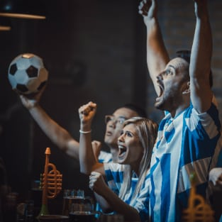 World Cup Data: The Teams that Fans are Cheering for Ahead of the World Cup 2018