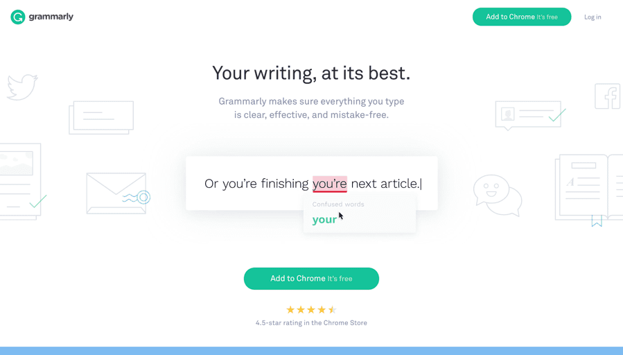 content types (19)