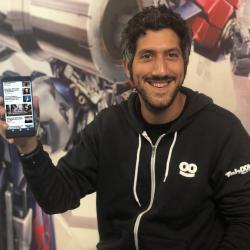 Taboola News integriert Discovery in mobile Endgeräte außerhalb des Open Web: Telefone, Tablets auf Flughäfen, Autos & mehr