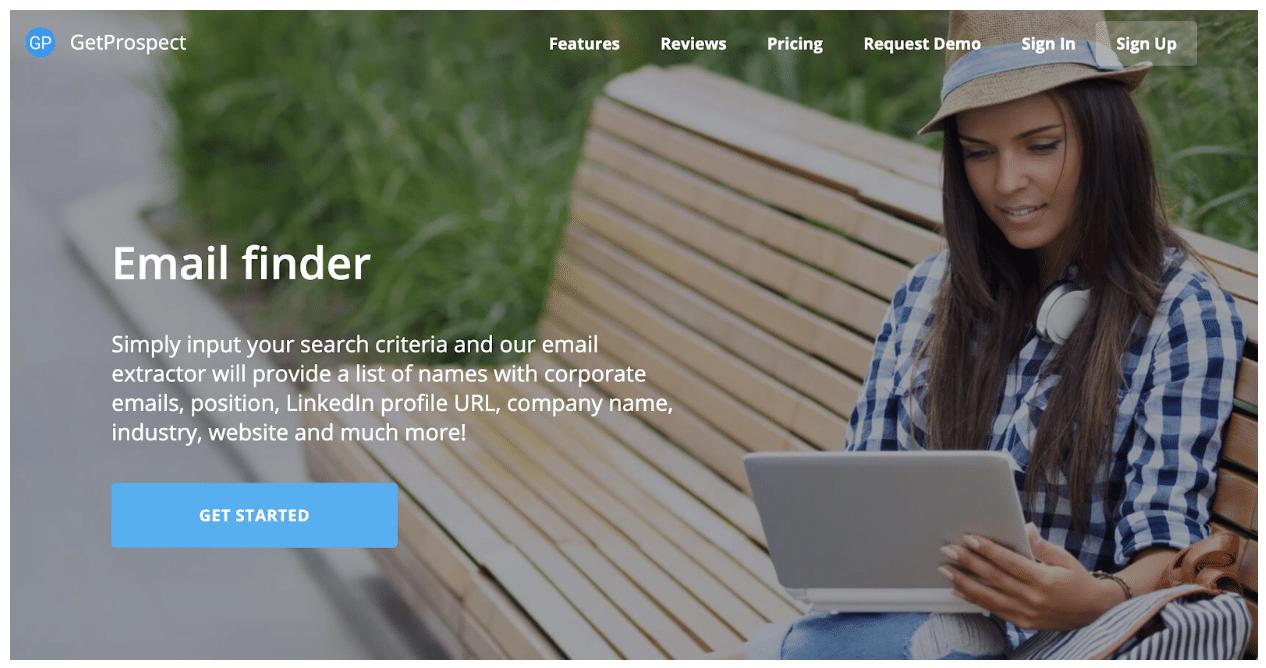 GetProspect - Linkedin email extractor