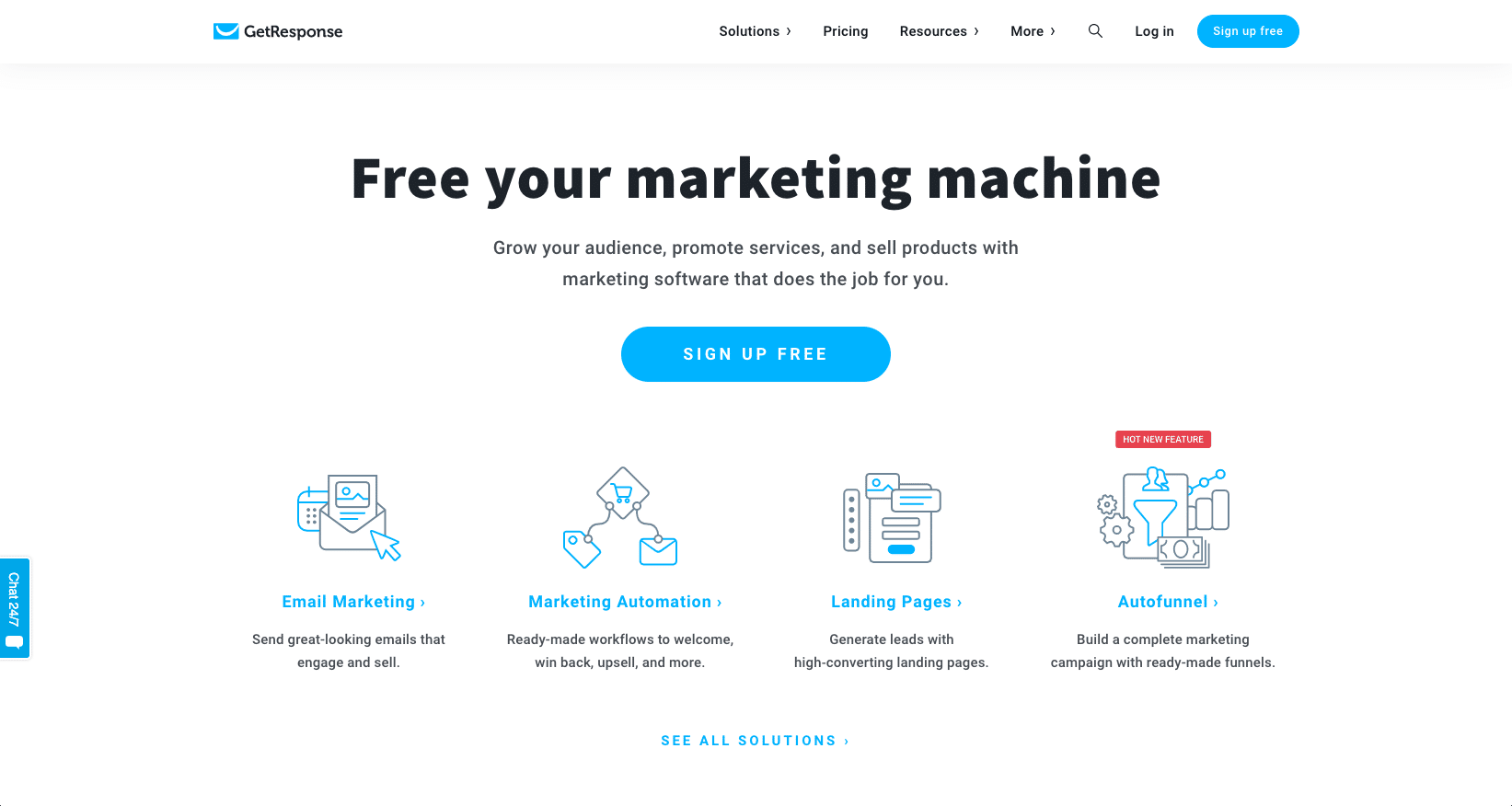 GetResponse - Marketing Software for Small Businesses