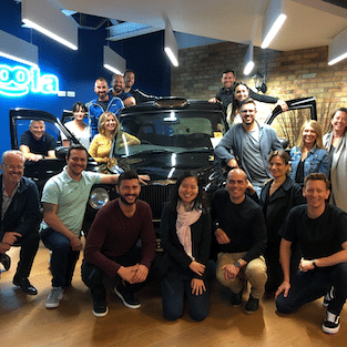 Lessons, Laughs, and Leadership: Taboola Management Training 2019