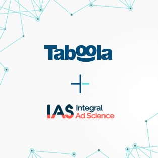 Taboola Launches Custom Brand Safety Tools Powered by IAS