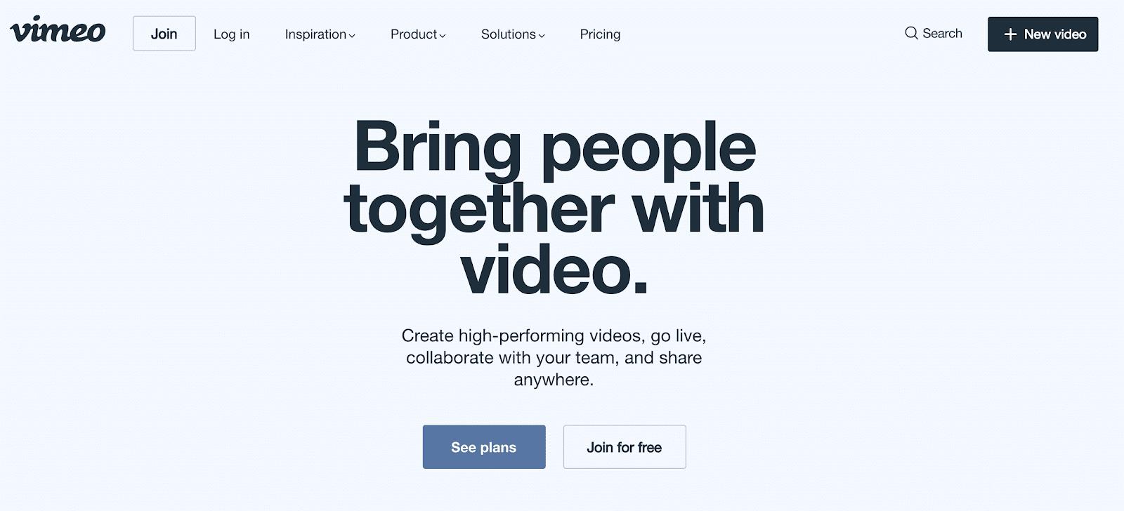 upload videos to vimeo