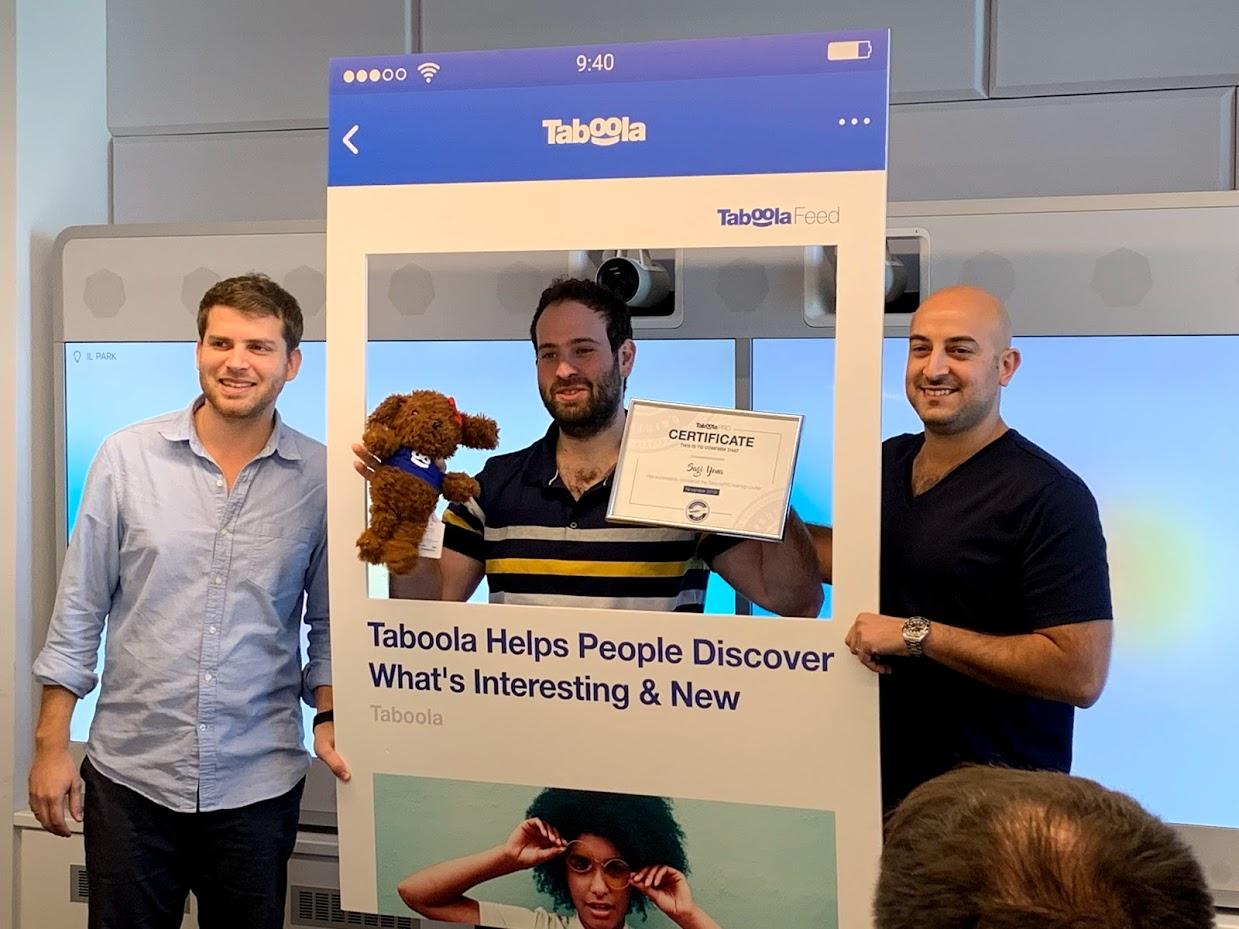 Taboola PRO: Neues Partnerprogramm hilft Marken, Agenturen und Werbetreibenden mehr aus ihren Anzeigen herauszuholen
