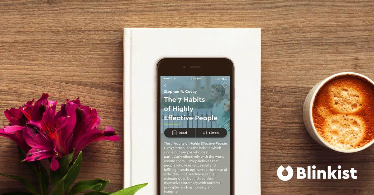 Taboola generiert in nur sechs Monaten 60K + neue Leser für Blinkist