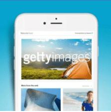 Partenariat avec Getty Images : testez de nouveaux visuels plus facilement !