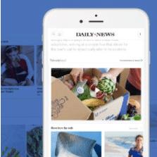 L'Open Web a beaucoup à apprendre des réseaux sociaux : voici Taboola Feed