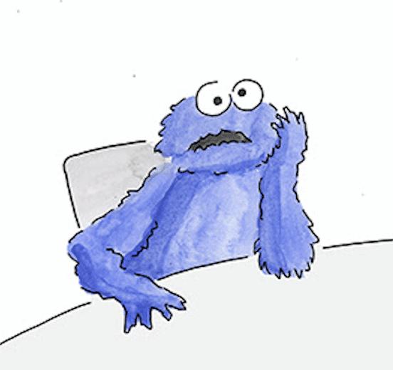 Eine Welt ohne Third-Party-Cookies – die Geschichte des Cookie-Monsters