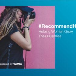 Taboolaが#RecommendHERを発表、国際女性デーおよび女性史月間の一環として、女性経営企業へ50万USドルの無料広告を提供