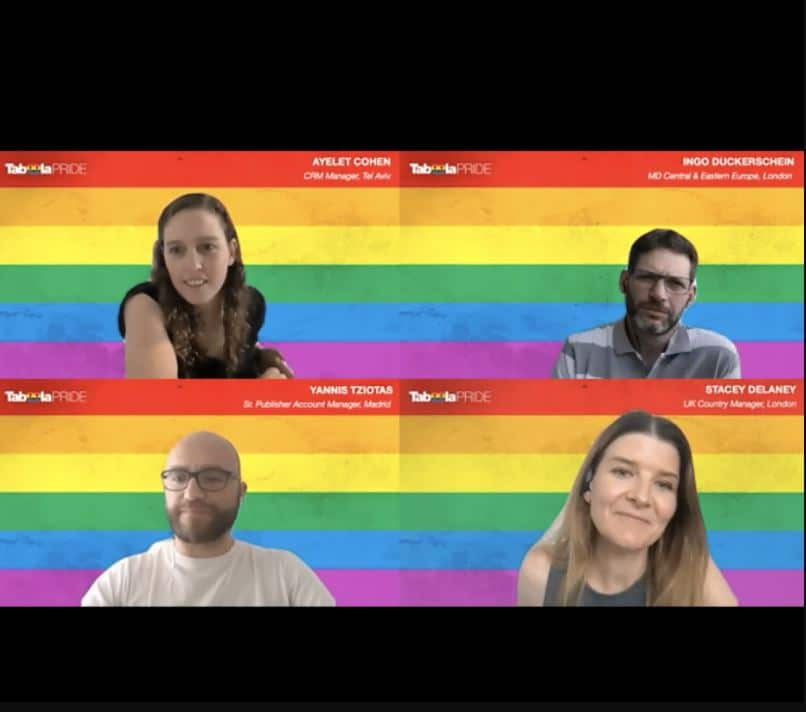 """I'm True to Myself"": Taboola Celebrates Pride with Worldwide Internal Event"