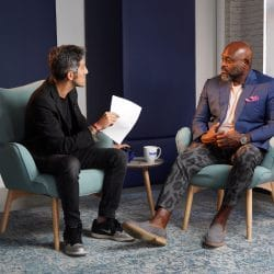 Adam Singolda and Steve Stoute Talk Music and Advertising at DMEXCO